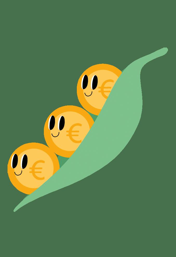 Vermehrung Geld